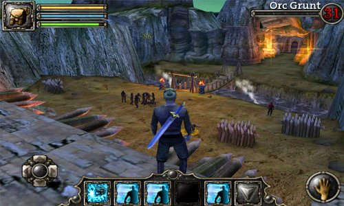 Aralon: Sword and Shadow HD v4 46 Apk Cracked Game | Android